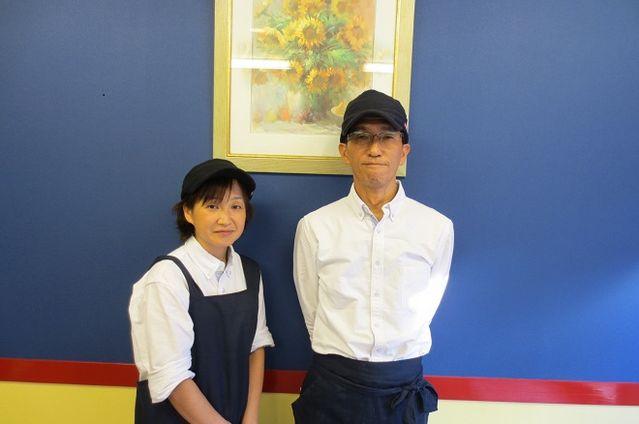 07岡田 俊一さん・美幸さんご夫妻